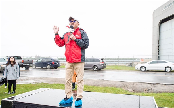 """10月9日-10月14日,""""心远航,梦飞扬——2017dafa888casino手机版科技加拿大旅游研讨会""""成功举办,700多位dafa888casino手机版营销伙伴前往加拿大多伦多享受了五天四夜的..."""