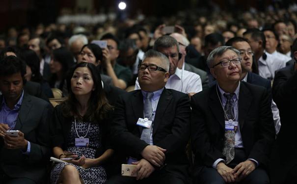 周希俭受邀出席2016年夏季达沃斯论坛